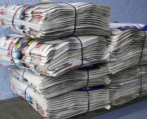 Papírhulladék felvásárlás a digitalizáció kora ellenére - dunarecycling.hu